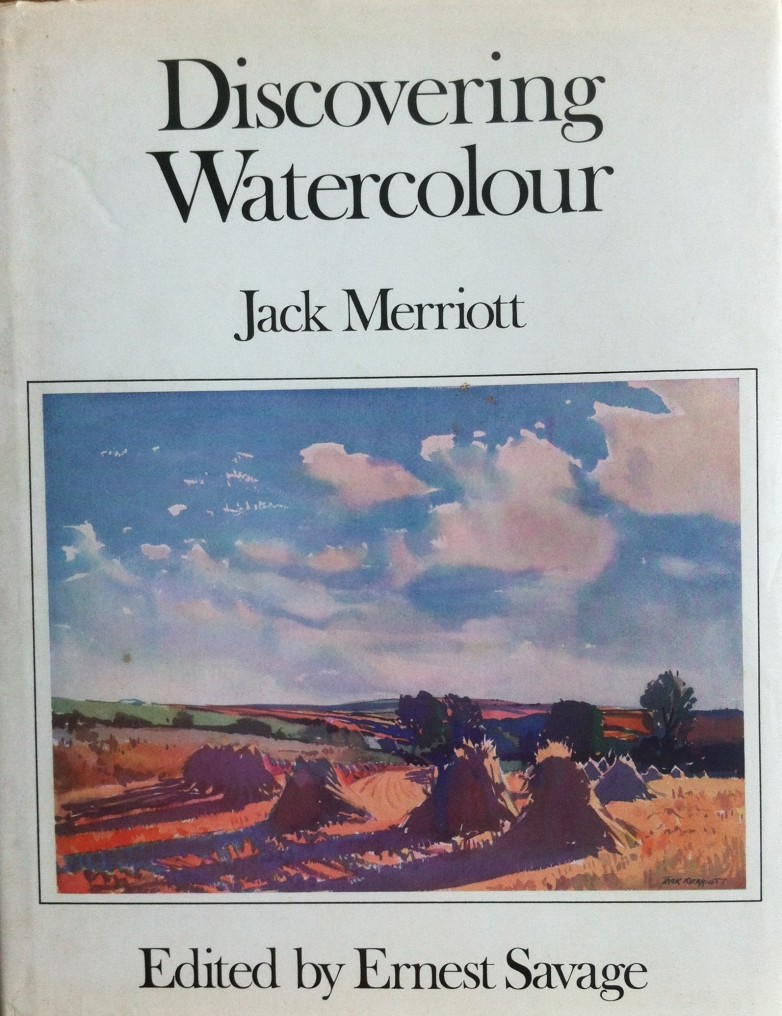 Discovering Watercolour, Jack Merriott