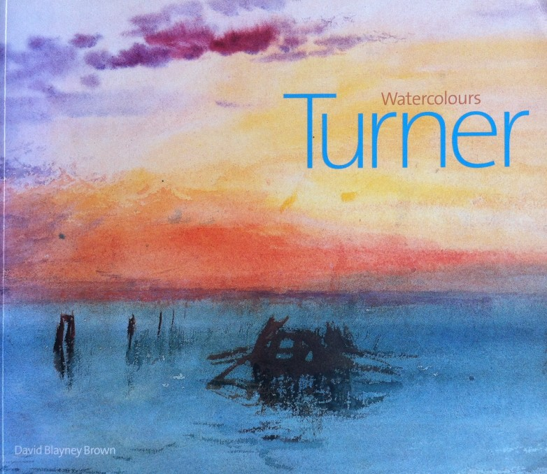 Turner Watercolours, David Blayney Brown