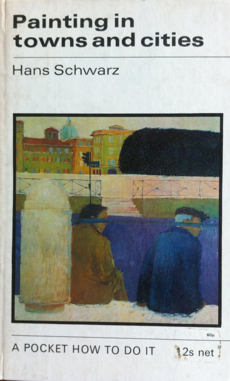 Painting in Towns and Cities, Hans Scharz