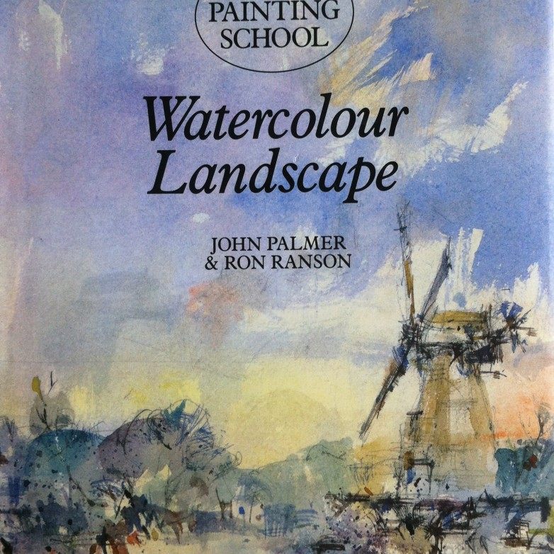 Watercolour Landscape, John Palmer and Ron Ranson
