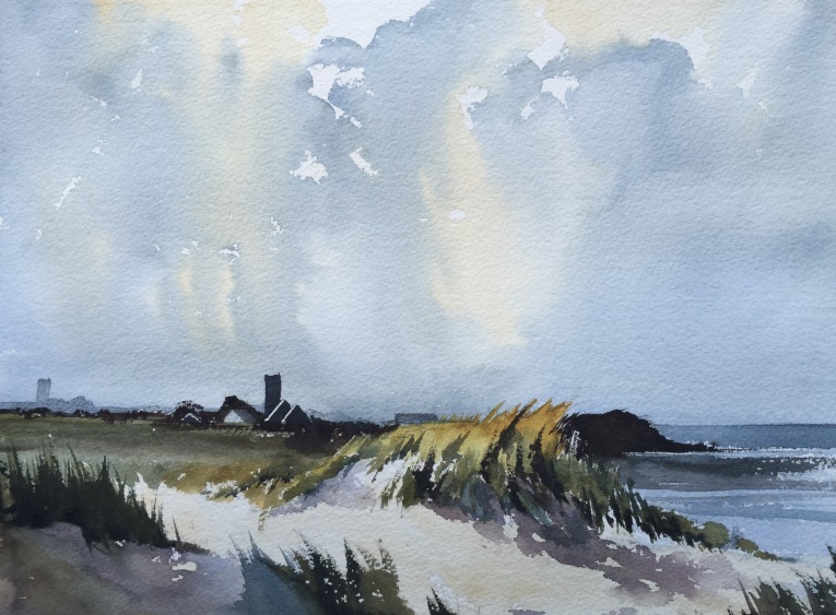 'Sea Palling/Wexham' after Edward Wesson