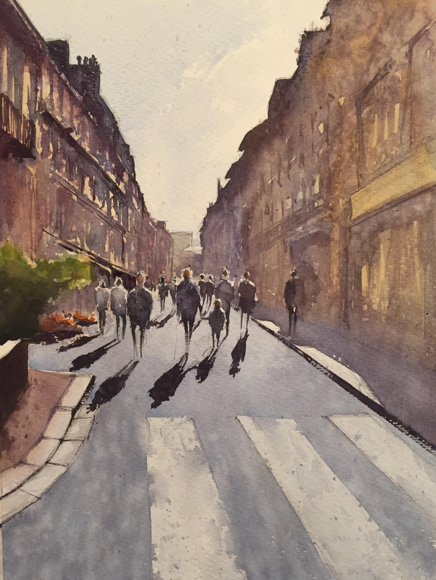 Bright Day, Dieppe