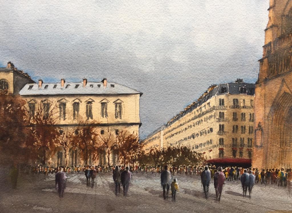 Le Notre-Dame, Paris