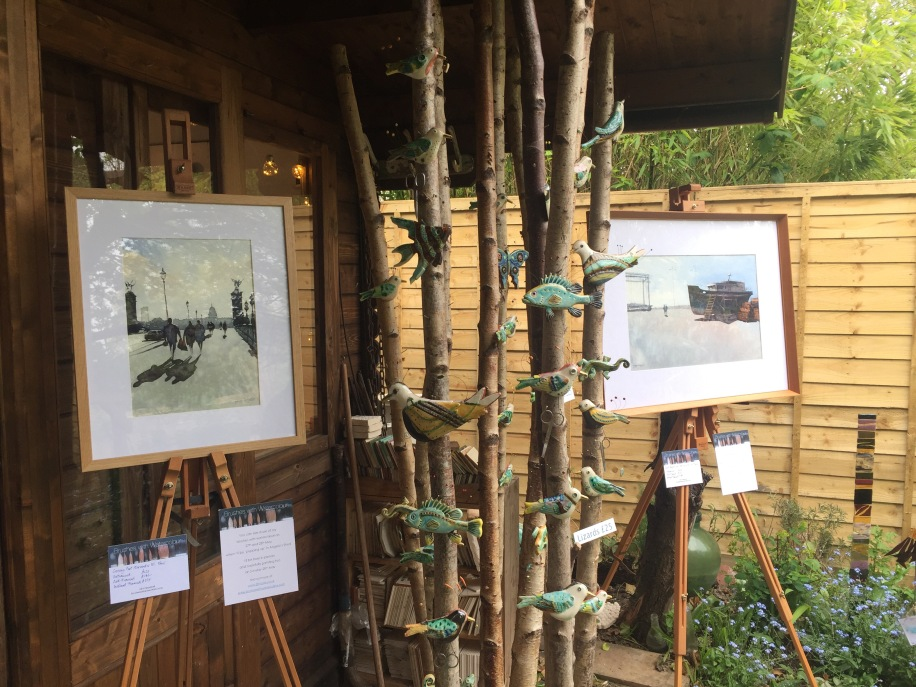 My al fresco gallery