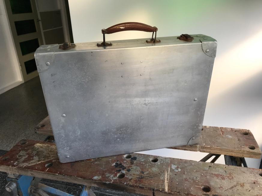 The beauty of aluminium!